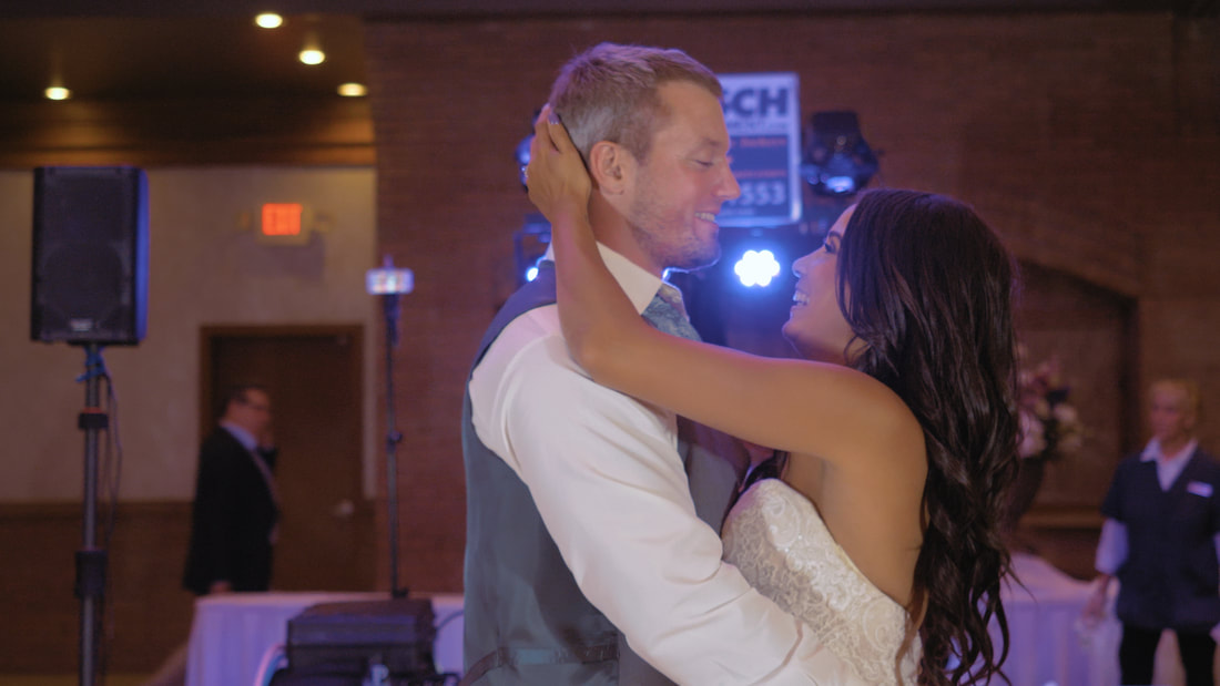 michigan videographer, saginaw videographer, michigan video services, wedding video, tri cities michigan videographer, wedding videographer, white knuckle films